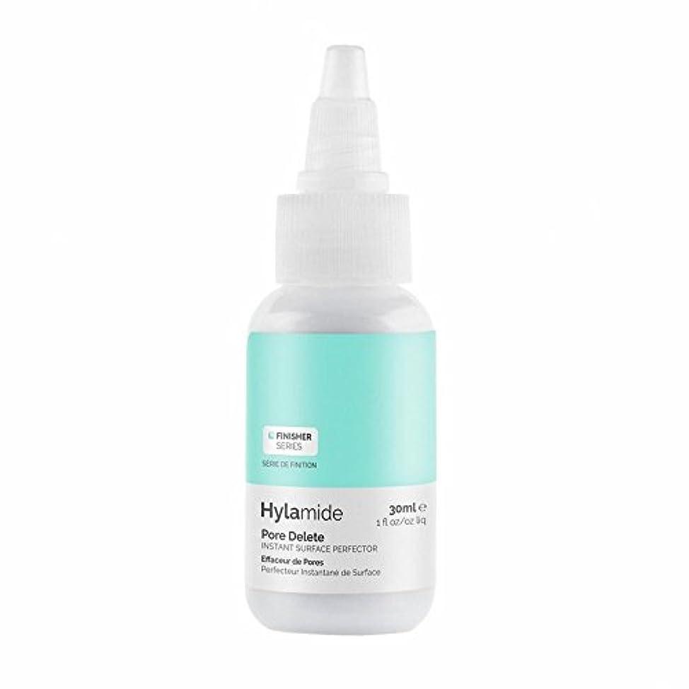 フローアラバマ繊細孔は、30ミリリットルを削除します x2 - Hylamide Pore Delete 30ml (Pack of 2) [並行輸入品]