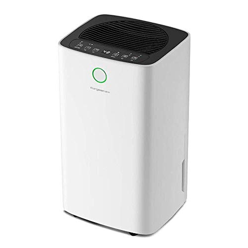 YQSHYP Dehumidifier w/Air Purifying Function, True HEPA Filter, Ultra-Quiet Allergies Eliminator, Ideal for Closets and Bathrooms