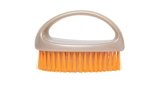 Stanley Home Products Super Scrubby Scrub Brush - All Purpose Cleaning Scrubber w/ Looped Handle For Scrubbing Vegetables, Laundry, Shoes, Car & Tub - Deep Multi Surface Cleaning For Home & Business