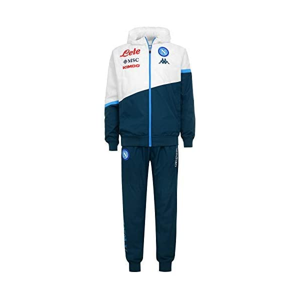 Ssc Napoli Italian Serie A Mens Sport Suits