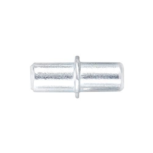 Bodenträger DUO-Duplo mit Ring Bohr ø 5 mm Plattenträger zum Stecken Stahl 100 Stück von SO-TECH