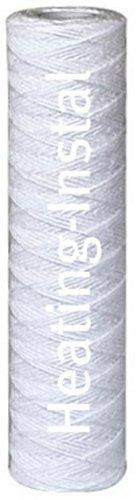 """Vorfilter, Sedimentfilter 10"""", 1-5-10-20-50 Mikron Gewickelt Filtereinsatz (50 micron)"""