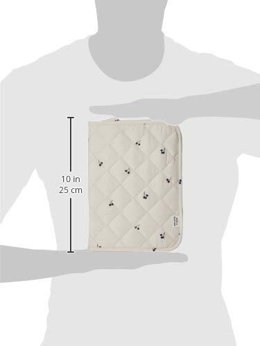 [ジェラートピケ]キルティングチェリー母子手帳ケースPWGG211584レディースBEG