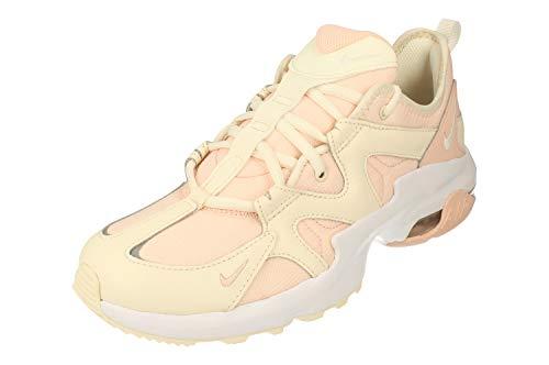Nike Zapatillas de running para mujer, blanco (Coral Lavado Blanco Pálido Marfil 601), 38.5 EU