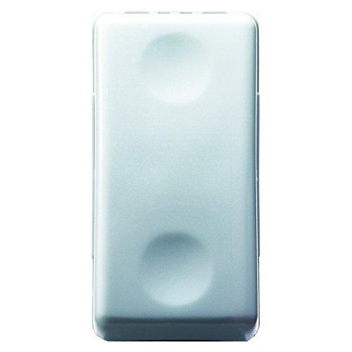 Gewiss 80001S GW20571 System Interruttore Unipolare, Bianco