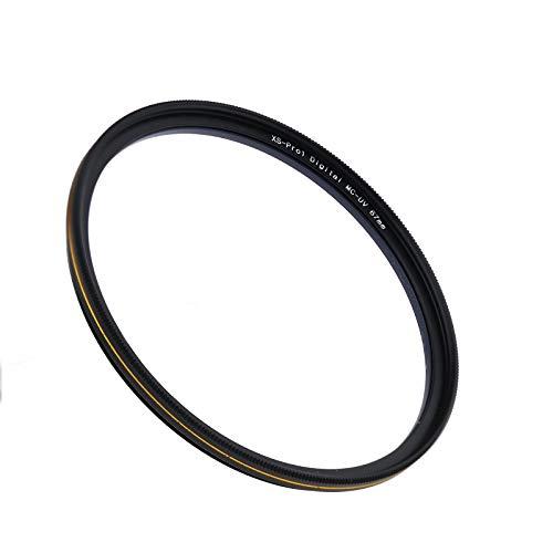 Filtro UV da 67 mm, ultra sottile MCUV Lens Filter Camera Ultraviolet Protection Filter UV Digital Camera Filtro ad Alta Definizione Specchio Ottico