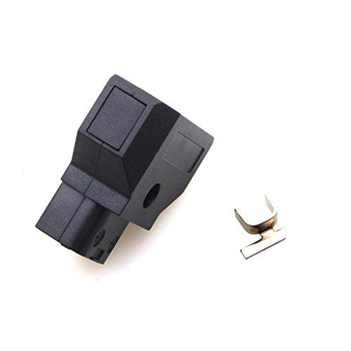 『4点 オスDタップコネクタ DSLRリグ電源ケーブルVマウントアントンバッテリに対応』の3枚目の画像