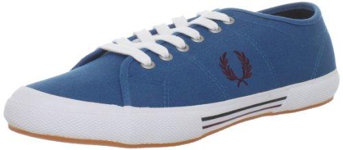 Fred Perry, Scarpe da Tennis Uomo Blu Blu, Blu (Blu), 42.5