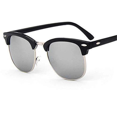 Gafas De Sol para Hombre/Mujer, Remache Retro, Lente, Diseño De Marca, Gafas De Sol para Mujer, Oculosuv400
