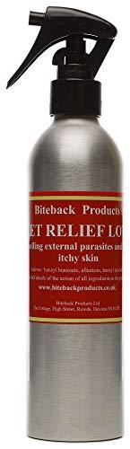 Biteback Products 'Sweet Relief' ™ beruhigende Lotion für juckende Hunde 250ml