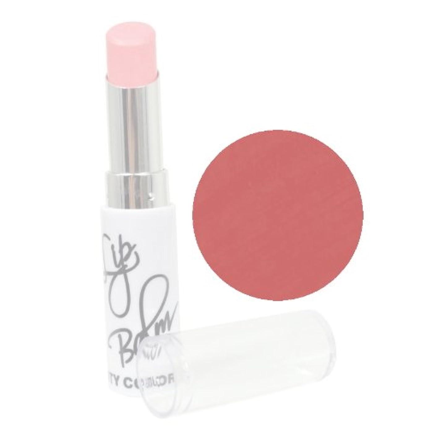 アンタゴニストゲストモーション(6 Pack) CITY COLOR Lip Balm - Flamingo Pink (並行輸入品)