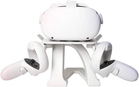 Mojoxr VR Headset Stand and Controller Holder for Oculus Quest 2 Mount Station for Oculus Quest product image