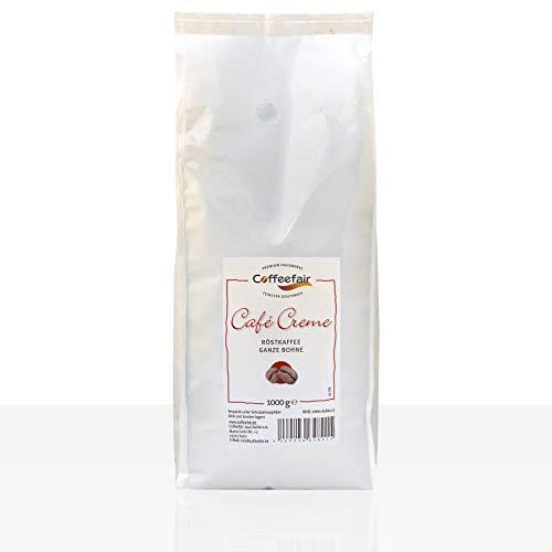 Kaffee-Bohnen in Barista Qualität | Coffeefair Cafe Creme 8 x 1kg