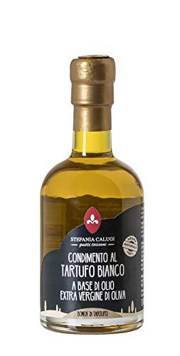 Calugi Condimento al Tartufo Bianco a Base di Evo (Aroma Naturale) - 100 ml