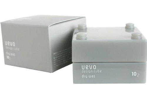 Uevo Design Cube Hair Wax - Dry - 30g