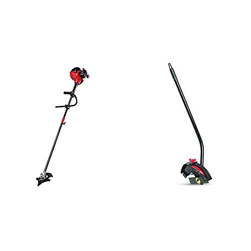 Affordable Craftsman CMXGTAMDA27BC Brushcutter and Dual Edger Attachment
