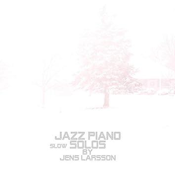 Jazz Piano Slow Solos