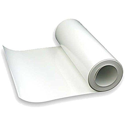 ORAFOL Klebefolie - Oracal 631-31,5cm Rolle - 5m Selbstklebend - Weiß - matt - Autofolie - Möbelfolie