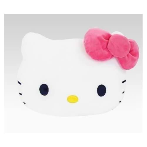 Sanrio Hello Kitty Pillow Huge 35in Face Cushion Gifts for her (Huge Face  Cushion) 44cbecc4d7c49