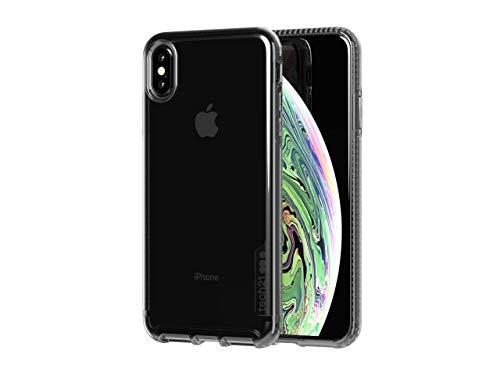 Tech21 Pure Tint Schutzhülle für Apple iPhone Xs Max - Rauchig