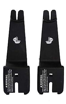 Diono Quantum Stroller Adapter for Peg Perego Car Seats Black
