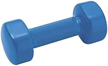Fitness World, Unisex Training Dumbbell Set Of 2, 2Kg, Blue