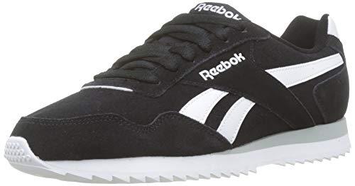 Reebok Herren Royal Glide Rpl Fitnessschuhe, Schwarz (Black/White/MGH Solid Grey 000), 44 EU