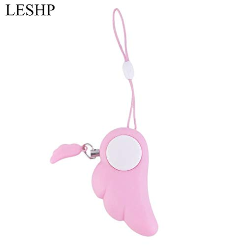 deYukiko Cute Angel Wing Personal Safety Anti Rape Attack Alarm Panic Protection Tool