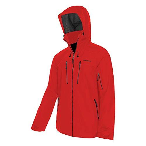Trango Karryd Complet Chaqueta, Hombre, Rojo (570 -Rojo), L