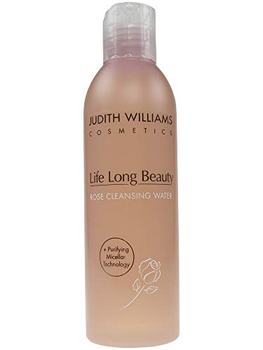 Judith Williams Life Long Beauty Rose Cleansing Water 200 ml - Mizellen Gesichtswasser mit Rosendestillat