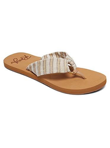 Roxy Paia - Sandals for Women - Sandalen - Frauen - EU 40 - Weiss