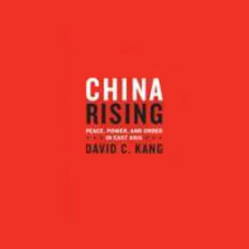 China Rising audiobook cover art