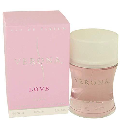 Verona Love Perfume By Yves De Sistelle, 3.3 Oz / 100 Ml. Eau De Parfum Spray for Women by Yves De Sistelle