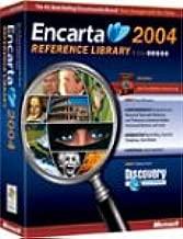 Encarta Reference Library 2004 5 CD LG [Old Version]