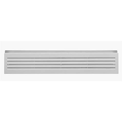 Upmann 50501 Badezimmer-Tuerluefter SB-Pack weiß