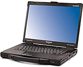 Panasonic Toughbook CF-52 Intel Core i5 2.53GHz 4GB RAM 128GB SSD DVDRW Windows 10 64 Bit (Renewed)