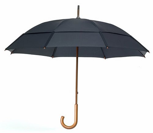 GustBuster Doorman 68' Umbrella (Black)