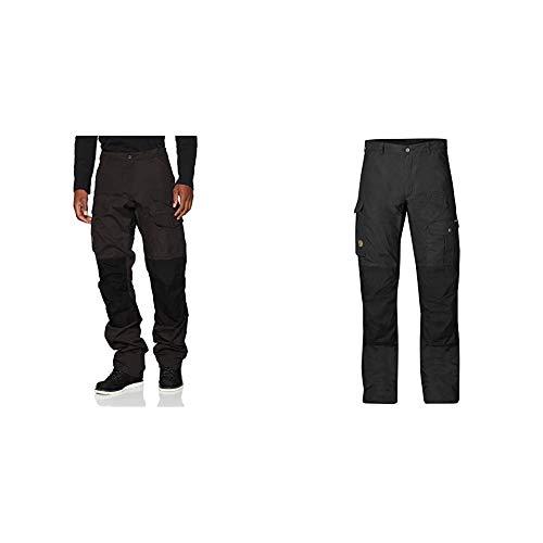 FJÄLLRÄVEN Herren Barents Pro Winter Trousers M Hose, Grau (Dark Grey 030), 48 & Herren Barents Pro Trousers, grau (Dark Grey),48 EU