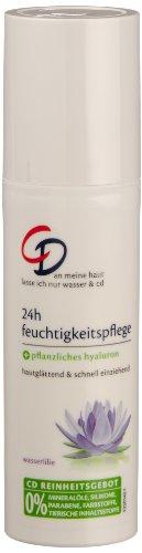 CD Gesicht Feuchtigkeitspflege 24h, 50ml, 3er Pack (3 x 50 ml)