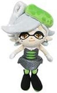 Little Buddy USA 1470 Splatoon Marie Green Squid Sister Plush, 10 by Little Buddy