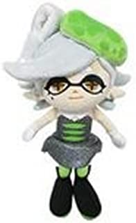 Little Buddy USA 1470 Splatoon Marie Green Squid Sister Plush, 10