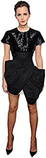 Emma Watson (Black Dress) Life Size Cutout