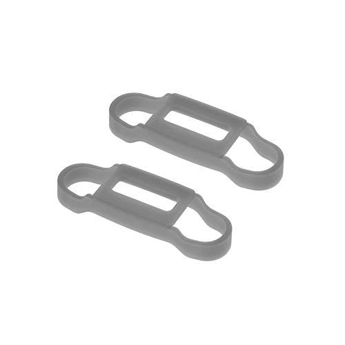 Coppia di porta elica, compatibile con DJI Mavic Mini per Prop Blade Motor Bundle Protection (Gey)