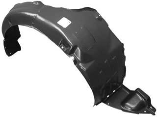 KA Depot for Sonata 2011-2013 86812-3Q000 HY1249124 Front Passenger Right Side Fender Liner Inner Panel Plastic Guard Shield