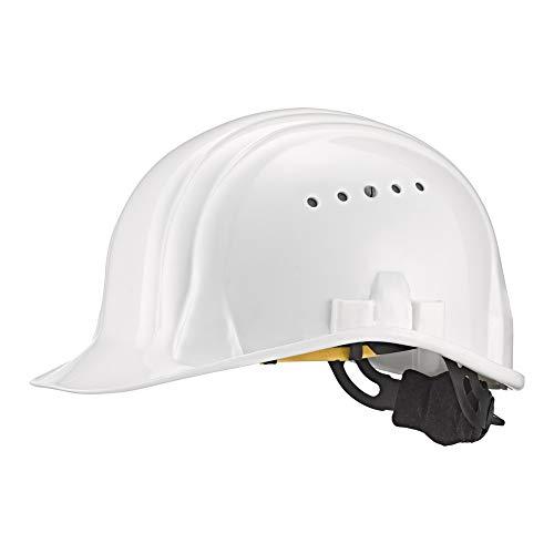 Schuberth B80513 Baumeister 80 Schutzhelm mit Drehverschluss, Weiß