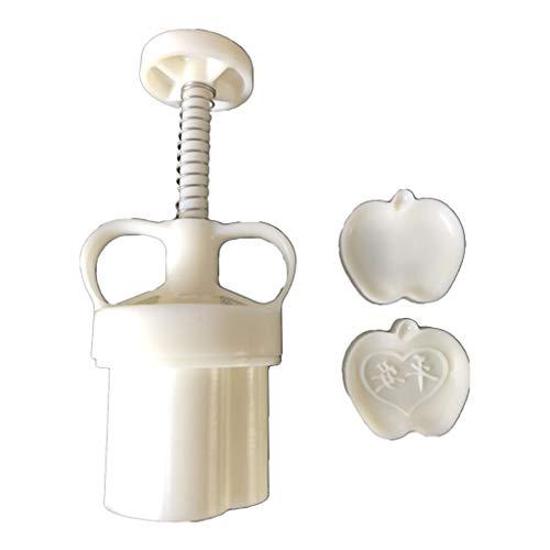 Clownred CookieStamps-Molde de plástico para repostería de 50 g