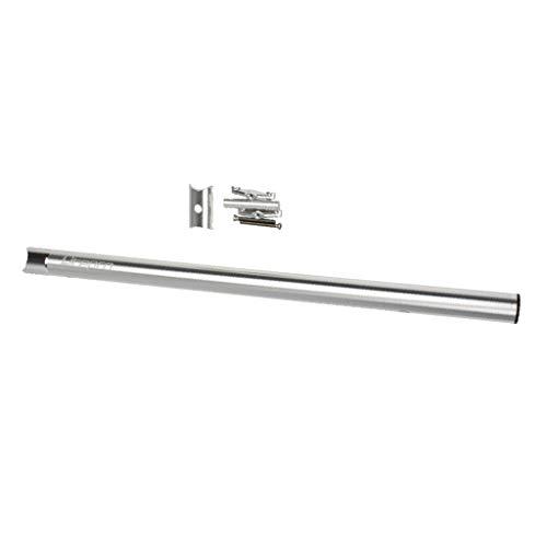 Milageto Aleación CNC Plegable sillín de Bicicleta 33,9x600mm para Dahon Plegable Robusto...