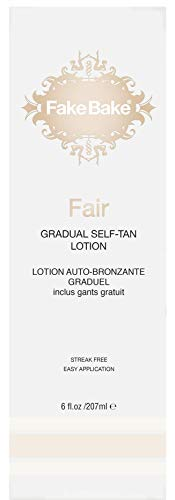 Fake Bake Fair Gradual Self Tan Lotion, 6 oz