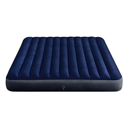 Intex 64755 - Colchón hinchable Dura-Beam Standard Classic Downy