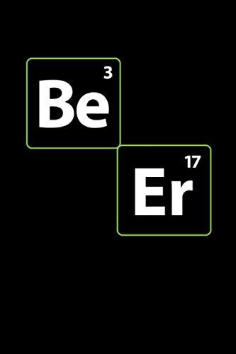 Notizbuch: Kalender 2020 Bier Chemie Serienjunkie Heisenberg Witz Geschenk 120 Seiten, 6X9 (Ca. A5), Jahres-, Monats-, Wochen- & Tages-Planer
